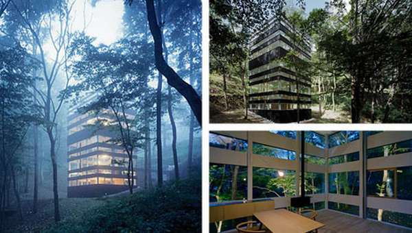 Amazing Houses Greenhouses And Glass Houses Updated Home